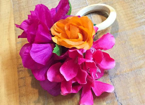 Porta-guardanapos Floral (unidade)