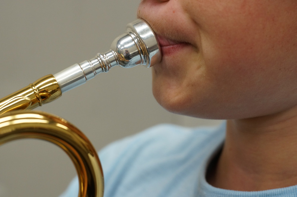 A solid looking embouchure