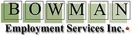 Bowman Employment Services Inc