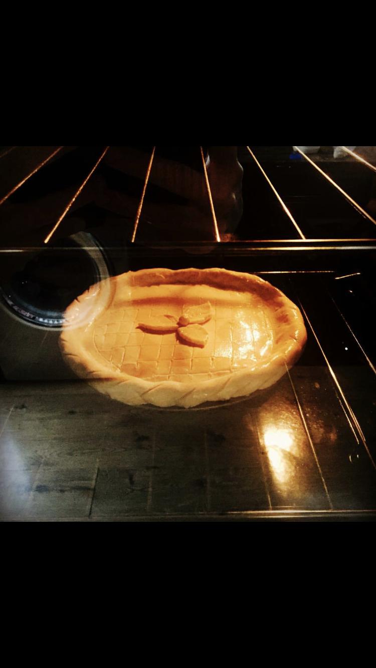 Pastry practice