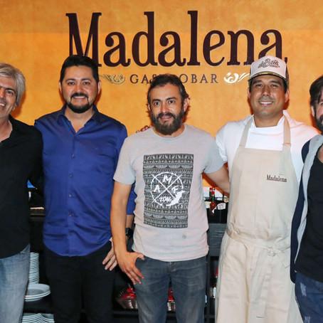 Inauguração do Madalena Gastrobar