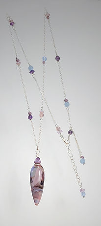 glass necklace purple sterling.jpg