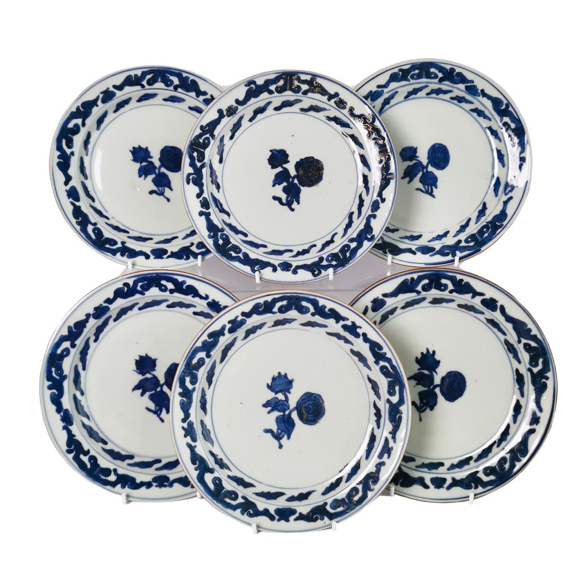 Chinese Export small plates