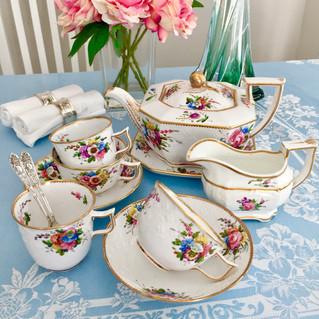 Teatime, New Dresden style