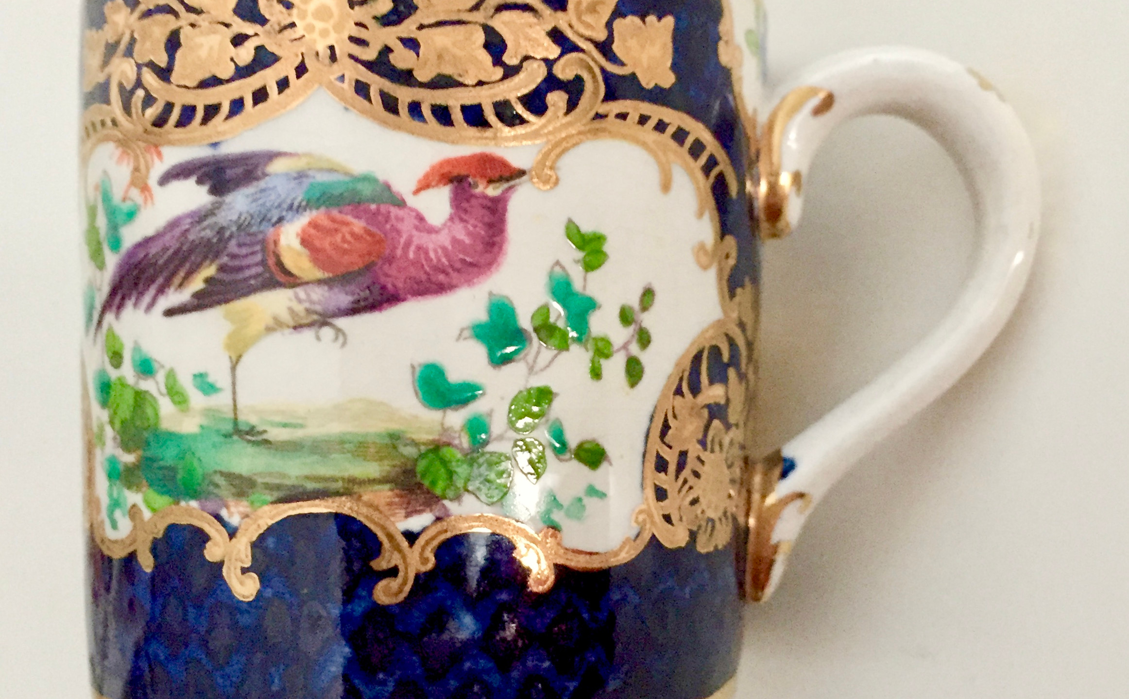 Booth imitation Worcester/Sevres