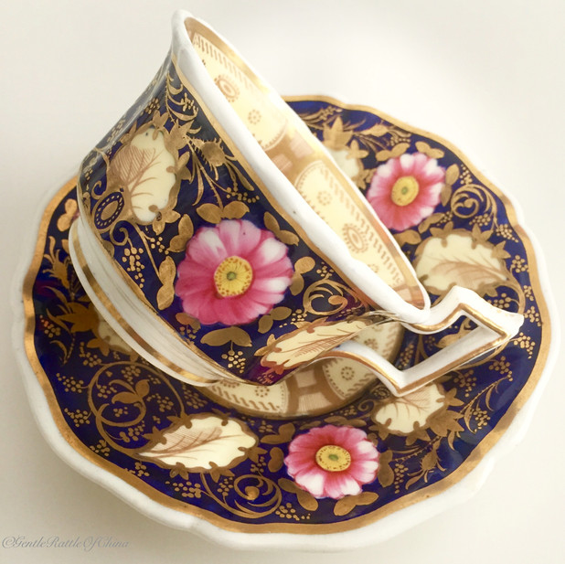 Grainger teacup and saucer