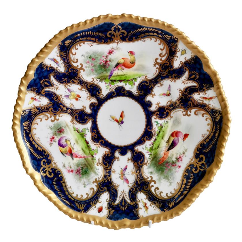 Grainger Worcester plate (2)
