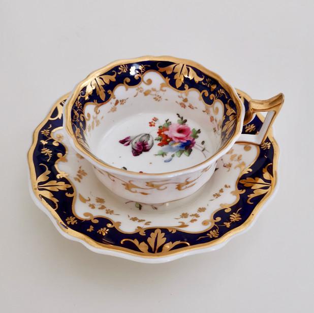 Ridgway teacup, pattern 2/1063, 1820-1825 (2)