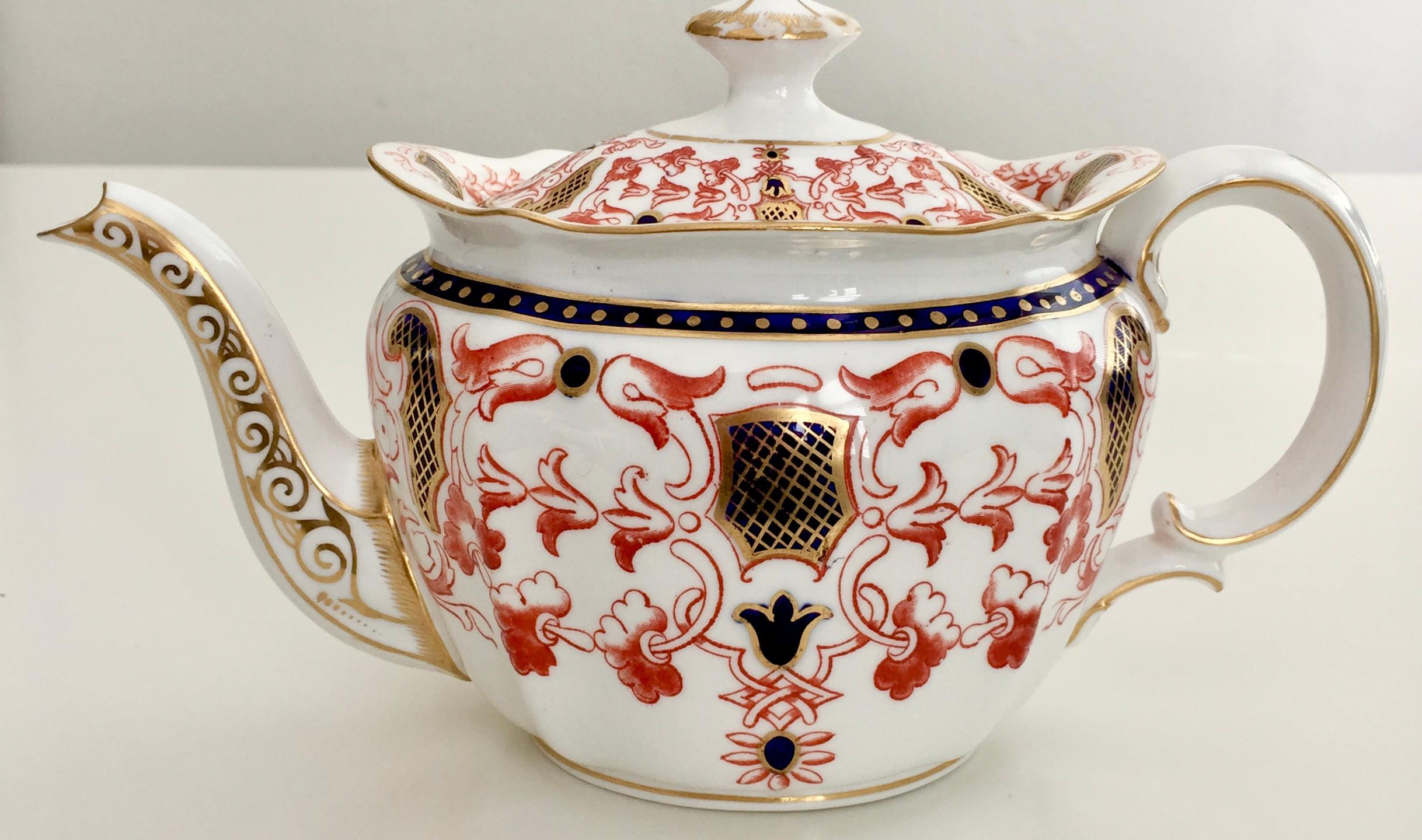 Royal Crown Derby tea service, 1899