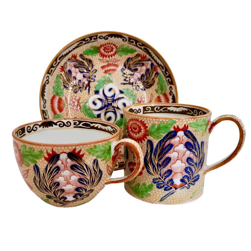 Wedgwood creamware trio