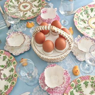 The Joy of Easter Breakfast