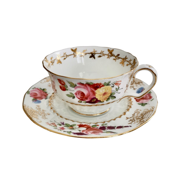 Coalport teacup