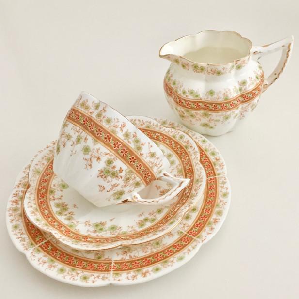 Wileman Tea for One set