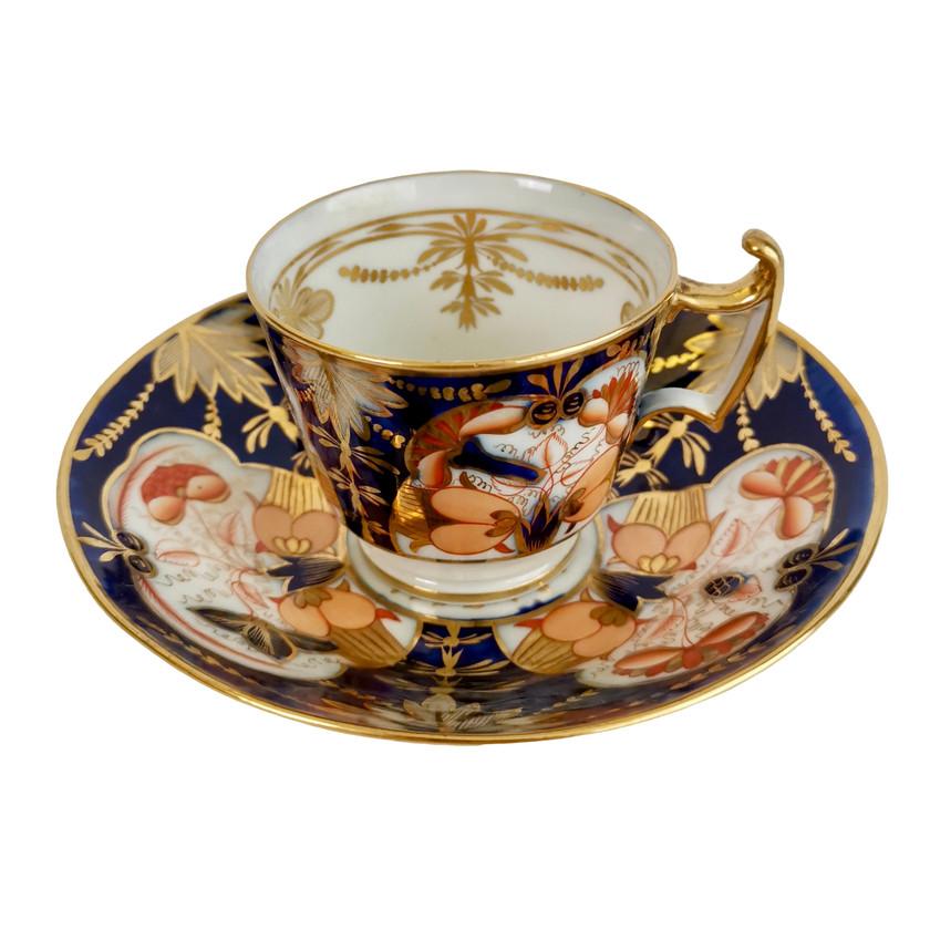 John Rose Imari coffee cup