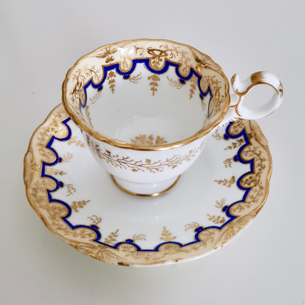 Coalport Adelaide coffee cup