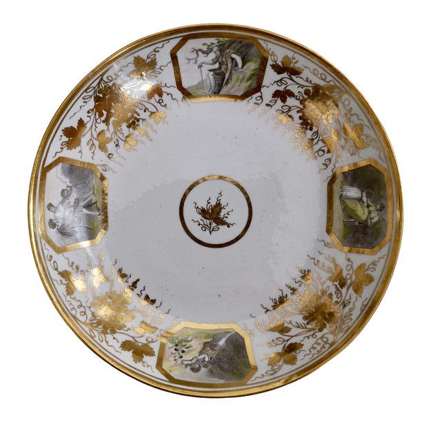 Mason Ages of Man plate