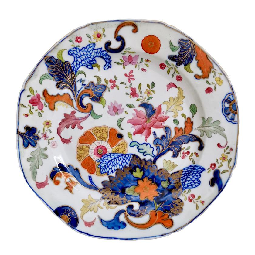 John Rose Japan plate