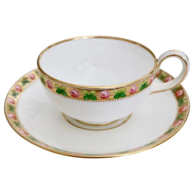 Minton teacup roses