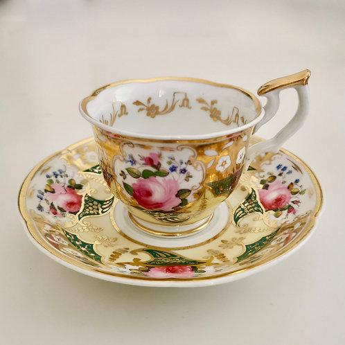 Yates coffee cup, Persian shape patt.1559, ca 1830