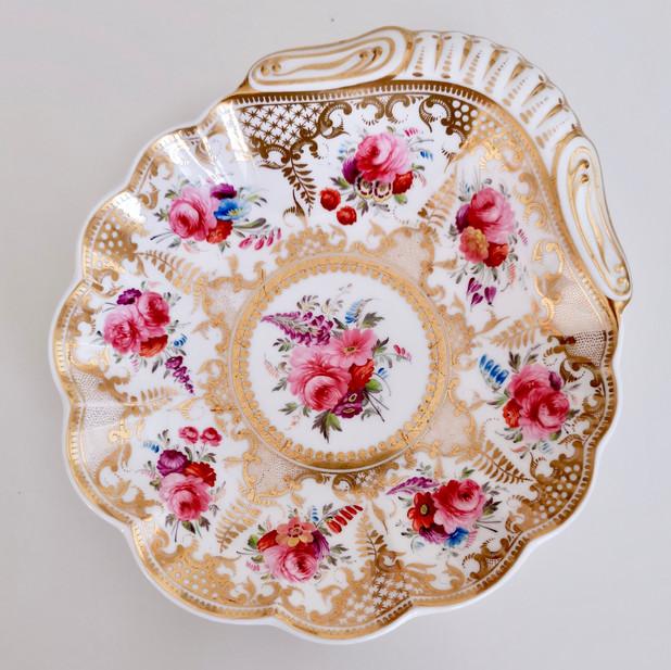 Spode Felspar shell dish