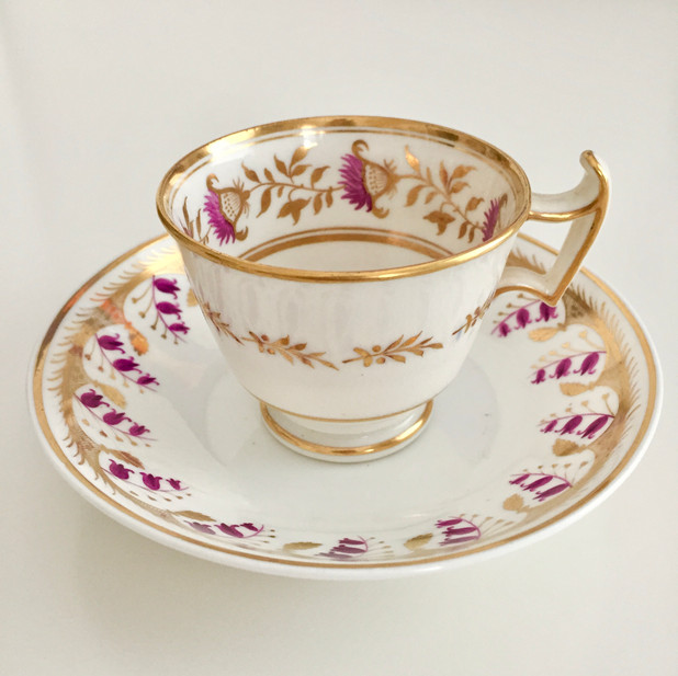 Ridgway/Spode mix and match coffee cup