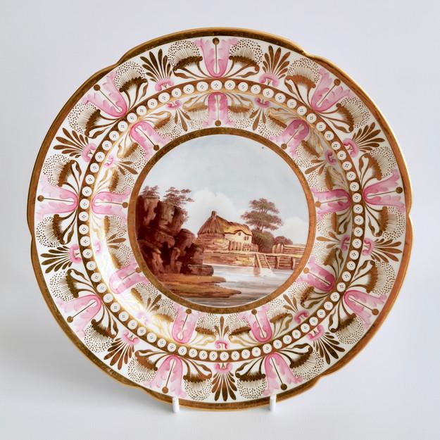 Flight Barr & Barr plate, 1818-1825