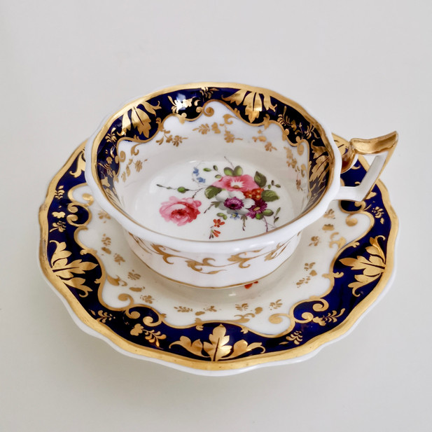 Ridgway teacup, pattern 2/1063, 1820-1825 (1)