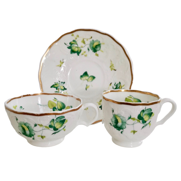 Minton bat printed trio green