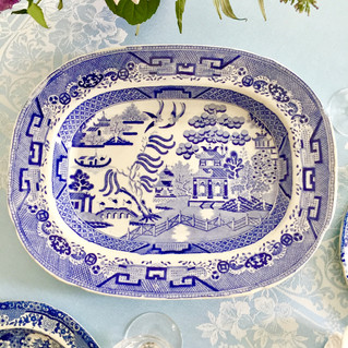 The Story of the Willow Pattern