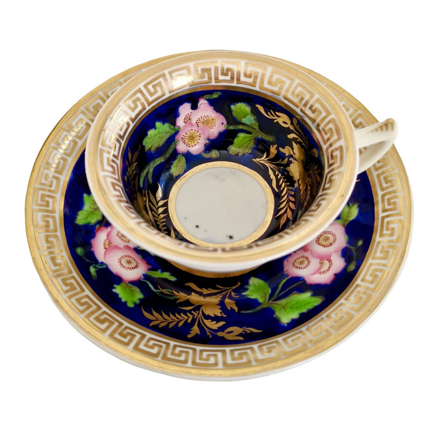Hilditch teacup with dog roses