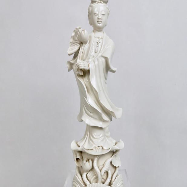 Chinese Republic Era Guanyin figure, 1919-1939