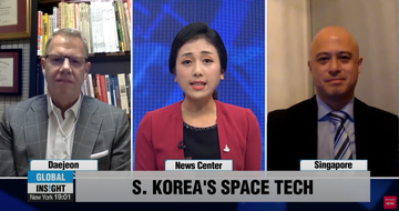 ArirangTV Interview:  S.Korea can now develop solidfuel missile launched vehicles