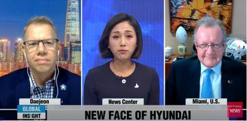 NEW FACE OF HYUNDAI