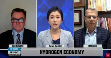 ArirangTV Interview: Which country will win race to build leading 'hydrogen economy'?