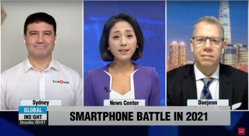 Smartphone battle in 2021: Samsung Galaxy S21, LG's rollable phone and iPhone 12 - 2021