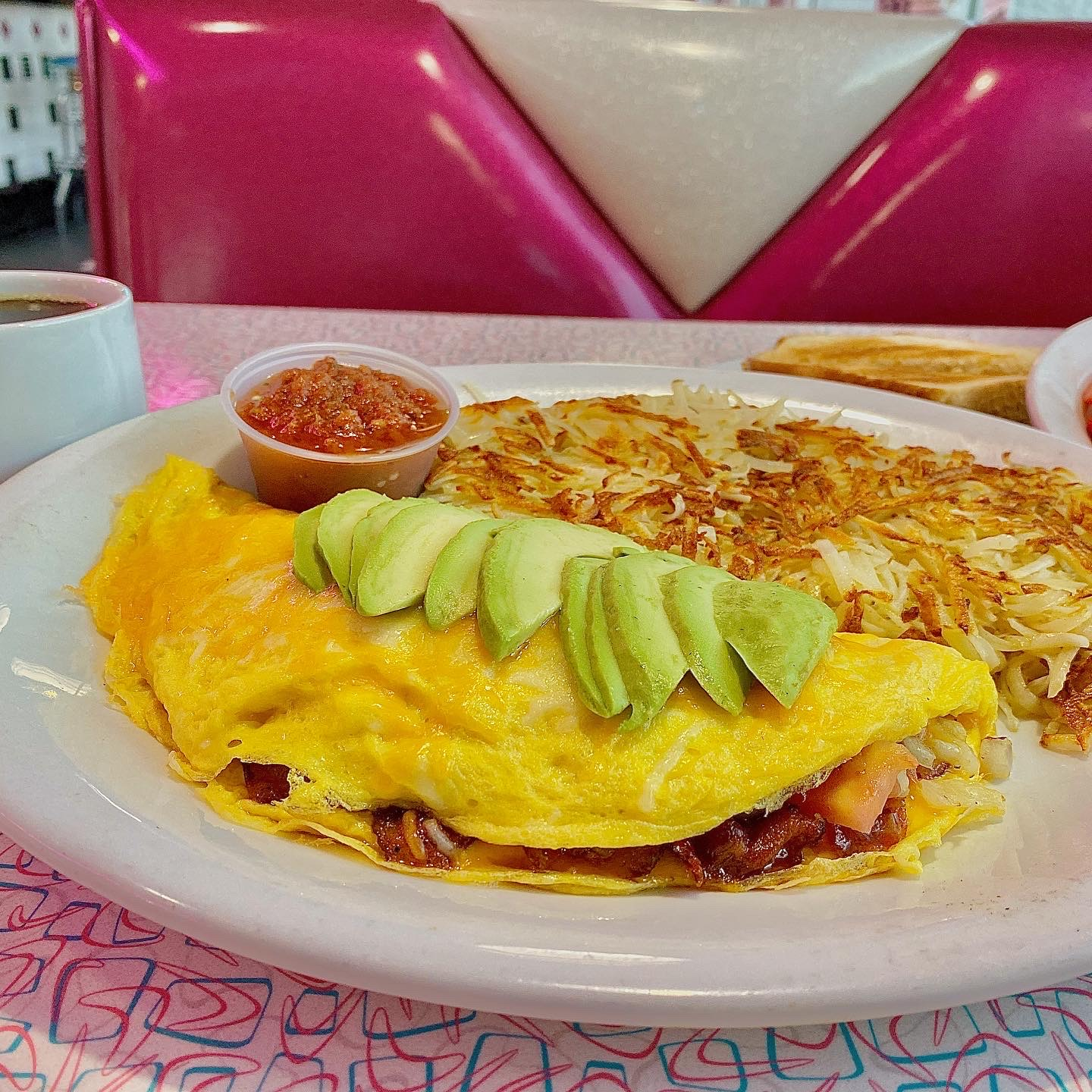 Breakfast Simi Valley Omelette