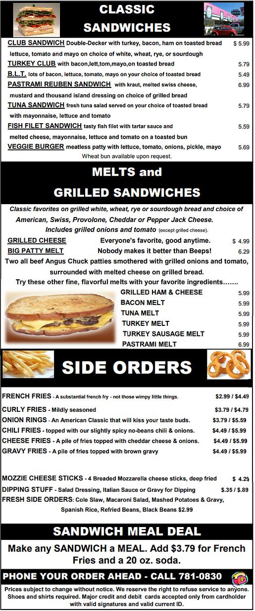 Best  Sandwiches in the Valley