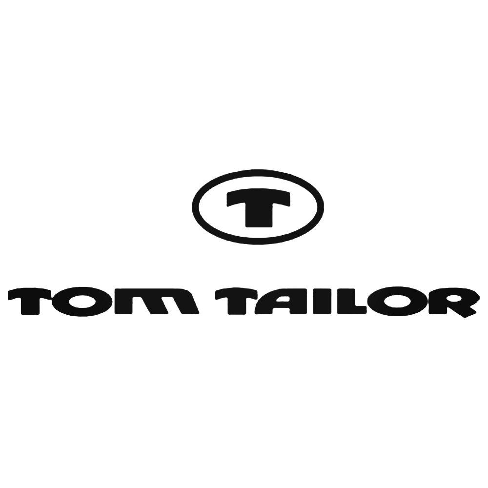 Tom-Tailor-Logo-Decal-Sticker