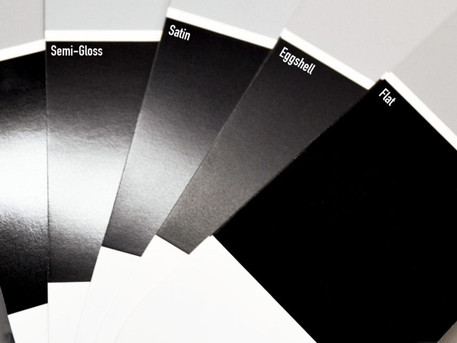 How to choose your finishes!