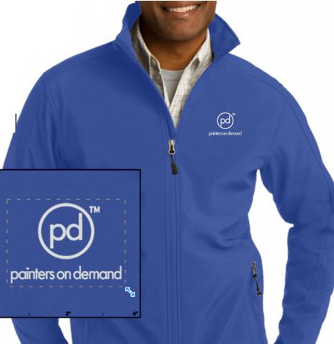 Men's Core Soft Shell Jacket