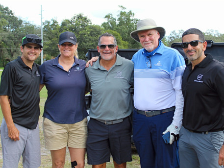 Painter on Demand's 4th Annual Golf Tournament x Savvy Giving by Design