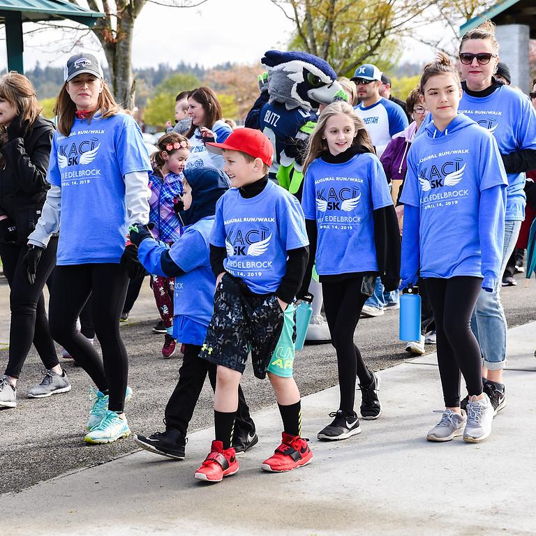 2nd Annual Kaci Edelbrock Memorial 5K Run/Walk