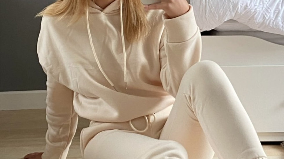 Hoody & Jogger Co-ord (2 Piece SOPHIE Tracksuit)