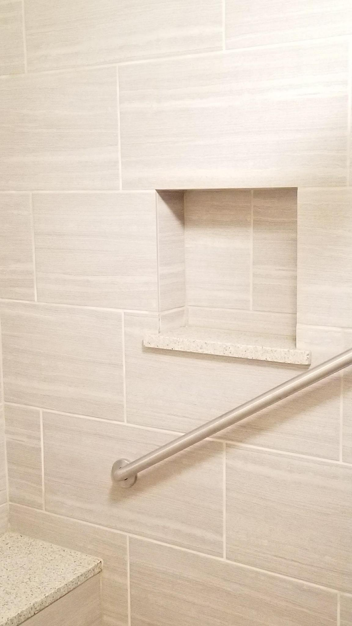 5717 Master Street - shower1