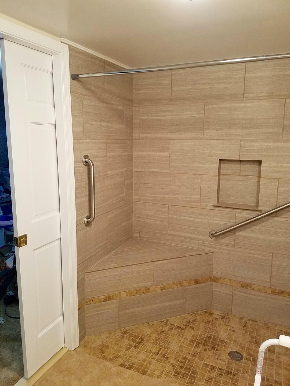 63 Shelter lane - shower1