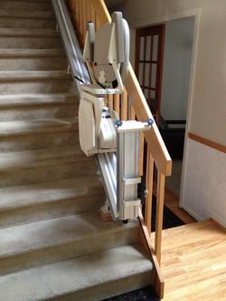 301 Windy Road - indoor lift