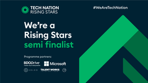 """Sparkbox is a Tech Nation """"Rising Stars"""" Semi-finalist!"""