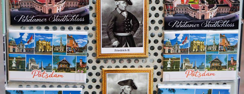 Potsdam souvenirs /Magnete
