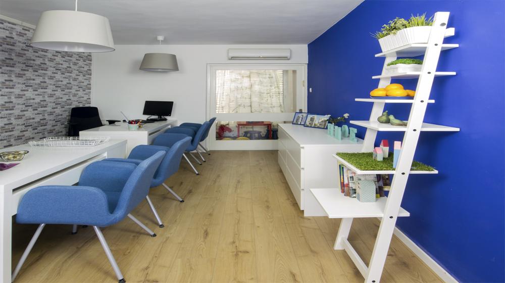 משרד מכירות בעיצוב הדס פילובסקי-רון