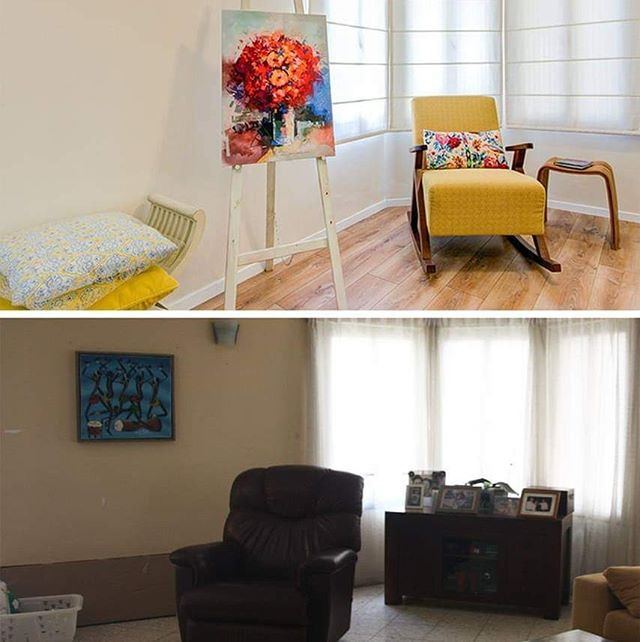 Before & after._I love it... what about